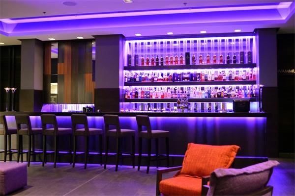 Gandhótel   bar restaurant                              atelier arkitekta